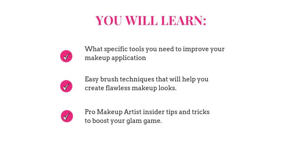 Pro Makeup Artist Lessons