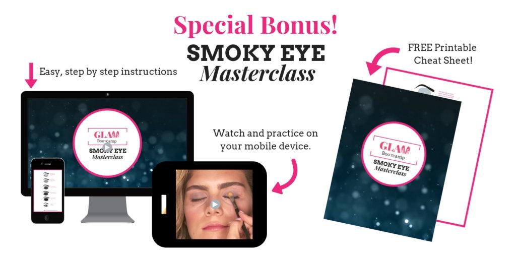 Smoky Eye Masterclass Bonus